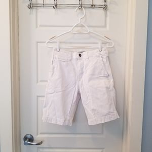 American Eagle Outfitters white mens short…
